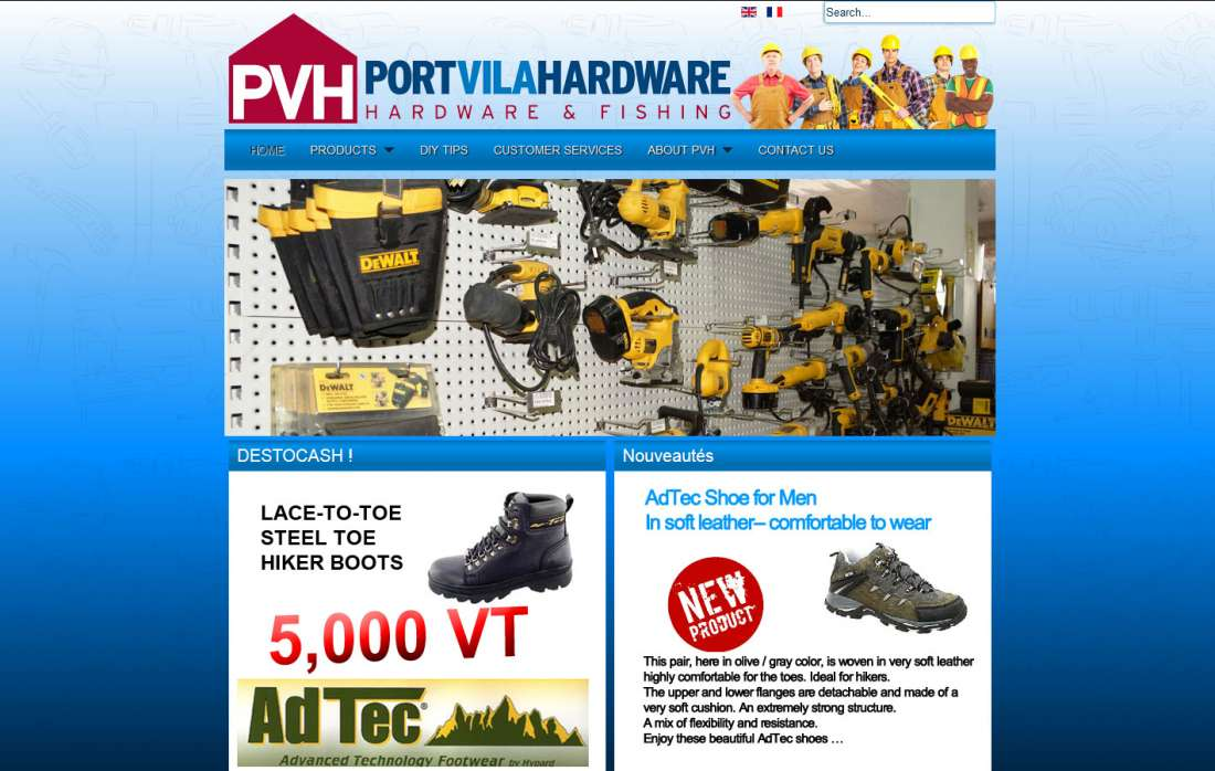 Port-Vila Hardware